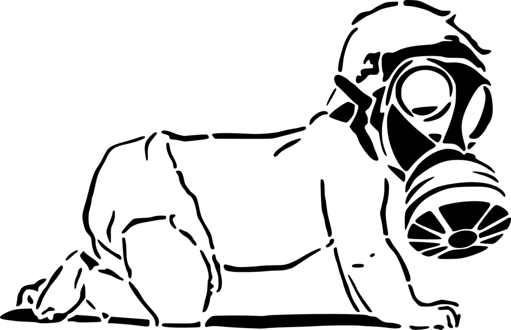 LE matelas garanti sans composé organic volant