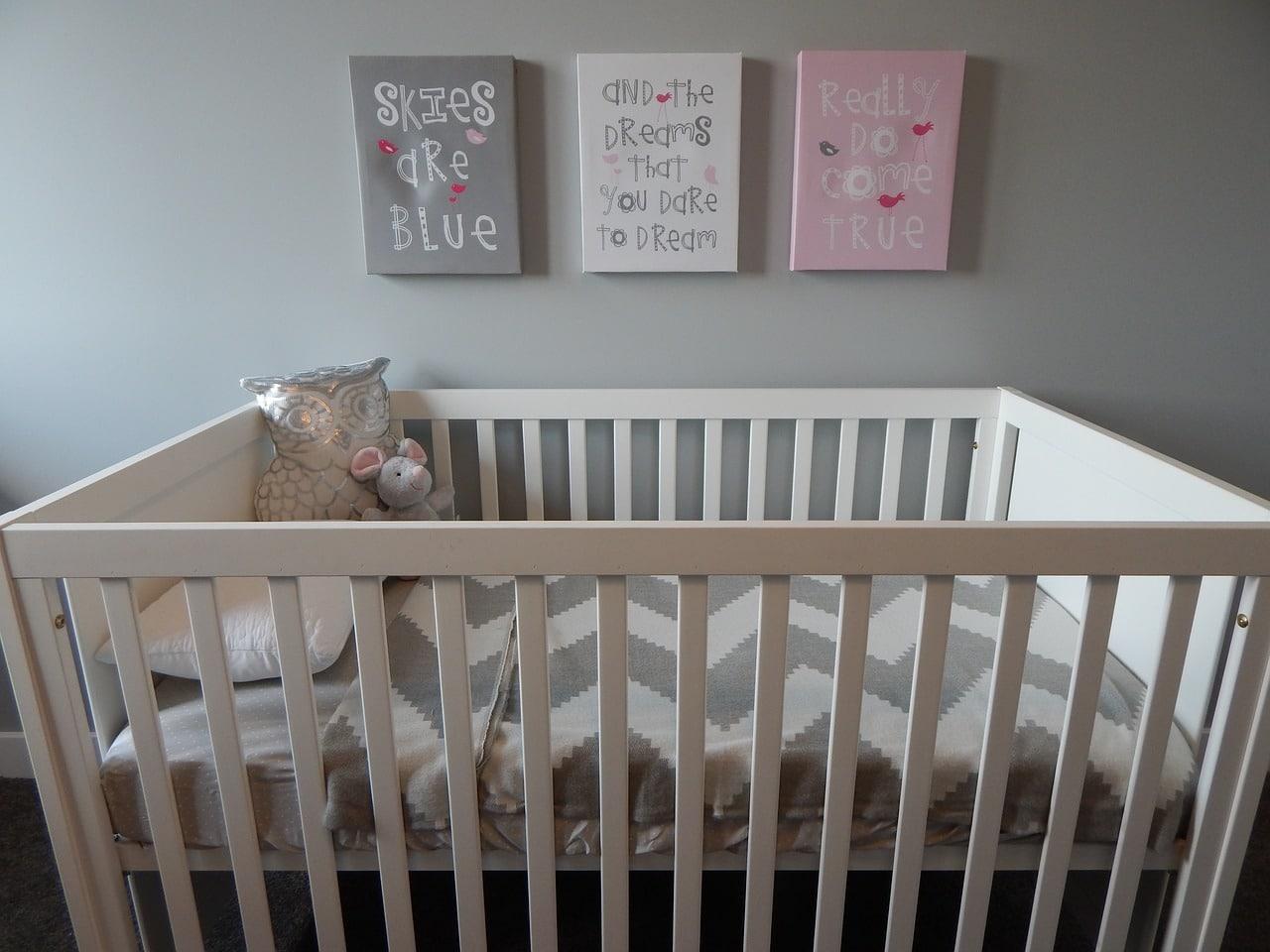 la chambre bio de bébé
