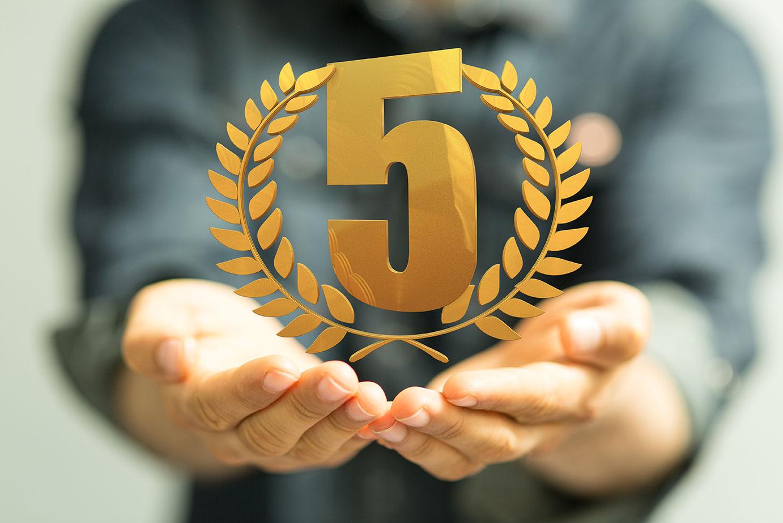 matelas garantie 5 ans