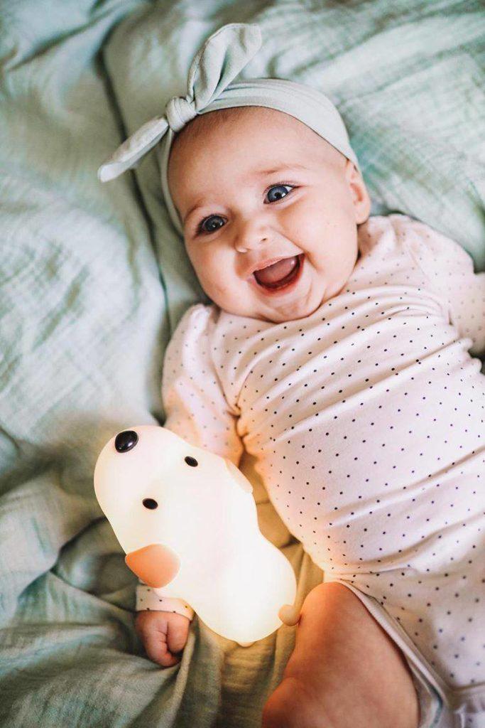 veilleuse pour bébé