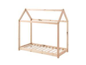 lit cabane Montessori 70x140