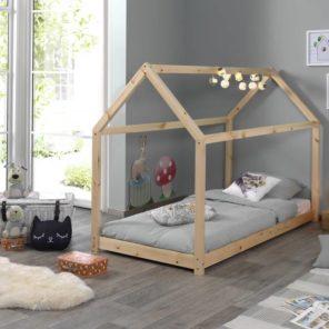 Lit cabane Montessori pour enfant