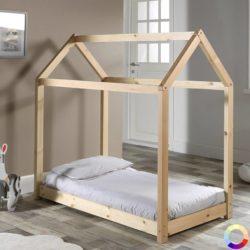 lit cabane Montessori