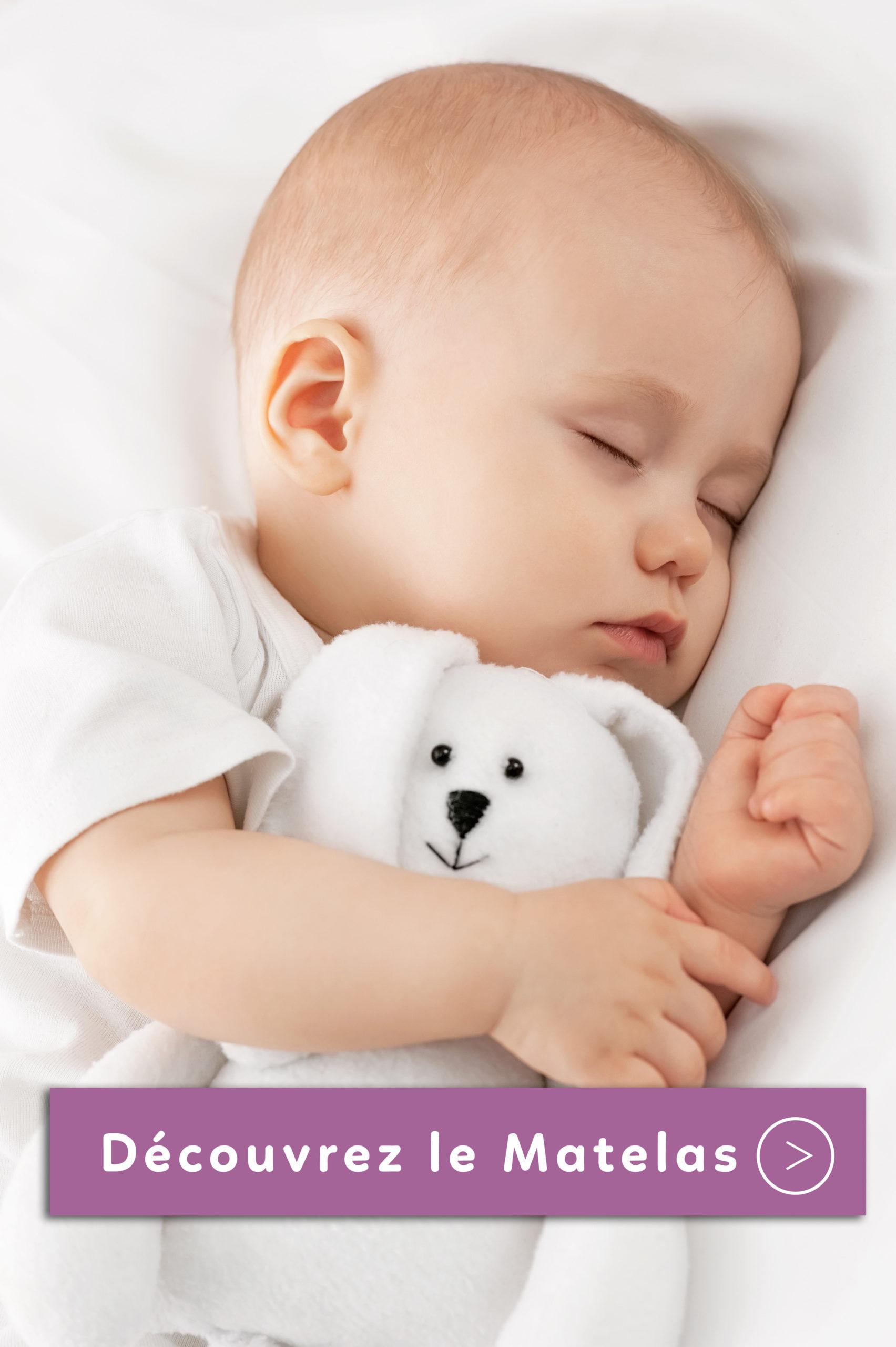 Le meilleur matelas bébé bio