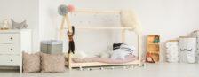 Tout savoir sur le lit cabane Montessori