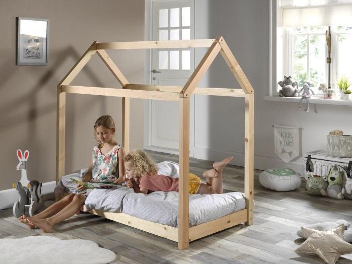 Matelas enfant pour lit cabane