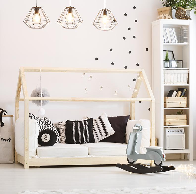 matelas pour lit cabane Montessori